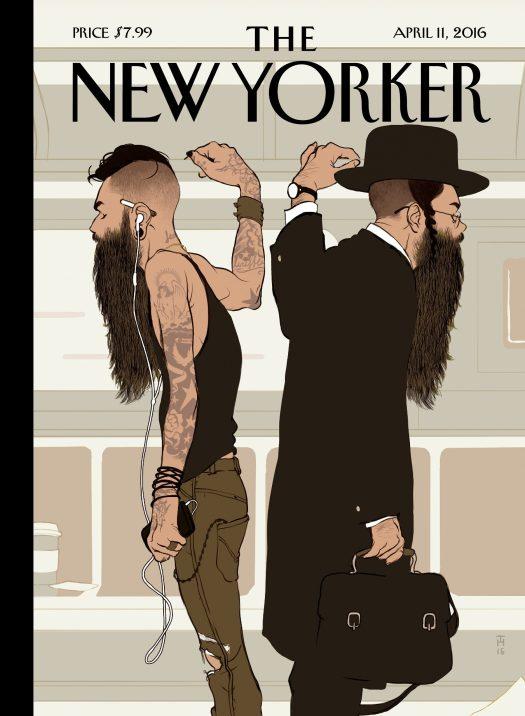 © Tomer Hanuka/New Yorker